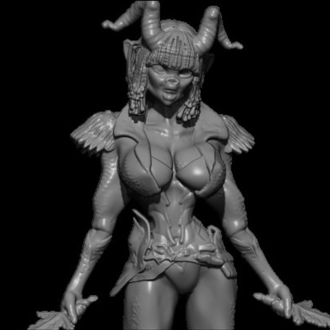 Descargar modelos 3D Demonica, walades