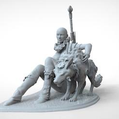 Archivos 3D descansar después de la batalla, vovavolnuhin