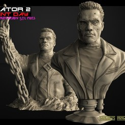 1ваыеп.jpg Download STL file Terminator 2  • 3D print object, walades