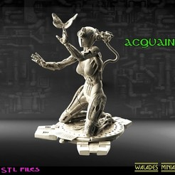 EEW.jpg Download STL file acquaintance • 3D printer model, walades