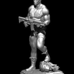 Descargar modelos 3D depredador, walades