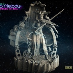 u1.jpg Download STL file Miranda's Melody • Model to 3D print, walades