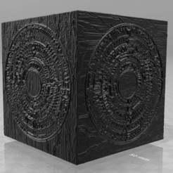 Download free 3D model Doctor Who - The Pandorica, Wulf359