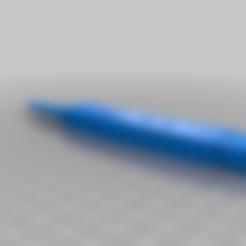 Simple_Sonic_Lance.stl Télécharger fichier STL gratuit Doctor Who - Lance sonique simple • Design à imprimer en 3D, Wulf359