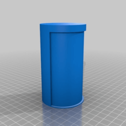 Download free 3D printing templates The Uncloaked Tardis, Wulf359