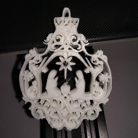 Download 3D printer templates Belen for door, alonsothander