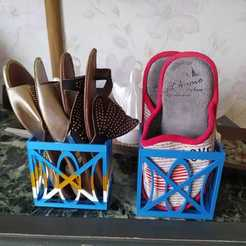 WhatsApp Image 2020-07-01 at 11.50.47 (2).jpeg Download STL file Shoe Organizer • 3D printer object, alonsothander