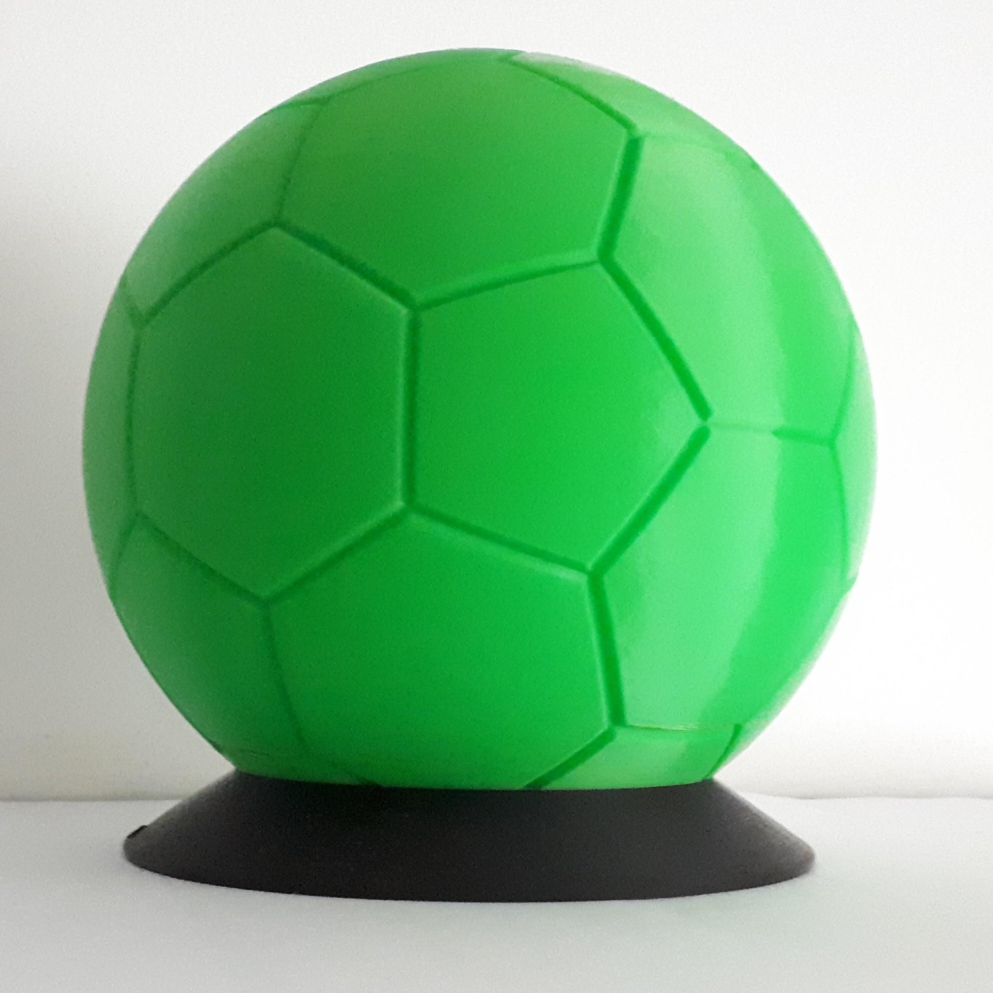 20180622_100856.jpg Download STL file Soccer Ball Money Box • Object to 3D print, manrod3d