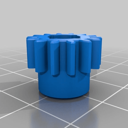 9bdf4a0c62df9f91c28ac7dd4a436600.png Download free STL file OpenRC F1 Dual Material Spur & Pinion Gears • 3D printing model, Greg_The_Maker