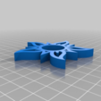 Download free 3D printer files Fidget Sun Spinner | 608ZZ, Greg_The_Maker