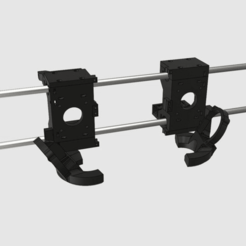 Download free STL file BigBox IDEX Direct • 3D printer object, Greg_The_Maker
