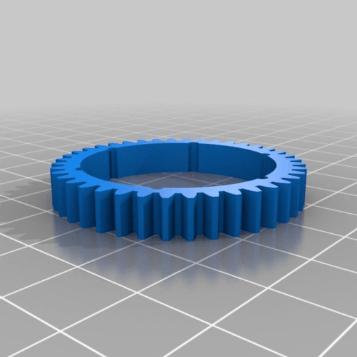 a1a56d9fb798c4b6436d26a5364f460e.png Download free STL file OpenRC F1 Dual Material Spur & Pinion Gears • 3D printing model, Greg_The_Maker