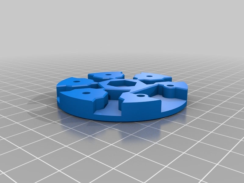 fc36a54c904bd4a3df37d0766d36bedf.png Télécharger fichier STL gratuit SpoolWorks Echafaudage Support soluble Spool Carrier • Plan pour imprimante 3D, Greg_The_Maker