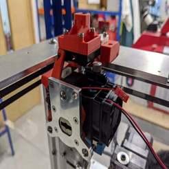 Download free STL file E3D'S ToolChanger - Hemera Tool. • 3D printing design, Greg_The_Maker