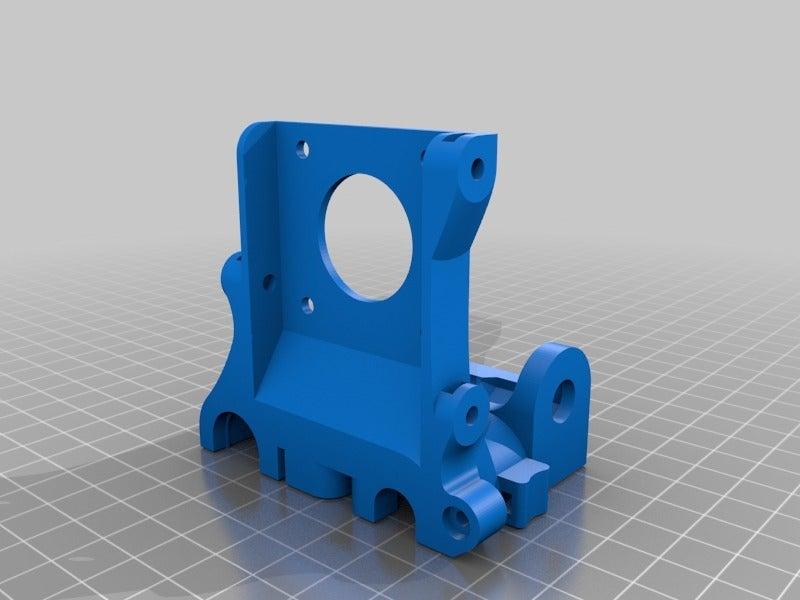 656542284337f2cd314a6ff1729b82cf.png Download free STL file Original Prusa i3 MK2 E3D Titan Aero Upgrade • Design to 3D print, Greg_The_Maker