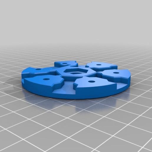 b19b418f29bd9968d918c5f64333e009.png Télécharger fichier STL gratuit SpoolWorks Echafaudage Support soluble Spool Carrier • Plan pour imprimante 3D, Greg_The_Maker