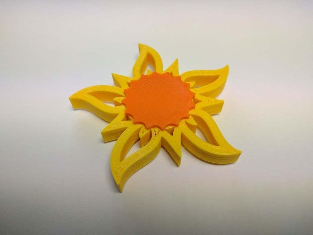 2017-05-12_11.41.45.jpg Télécharger fichier STL gratuit La Tourneuse de soleil Fidget | 608ZZ • Plan pour imprimante 3D, Greg_The_Maker