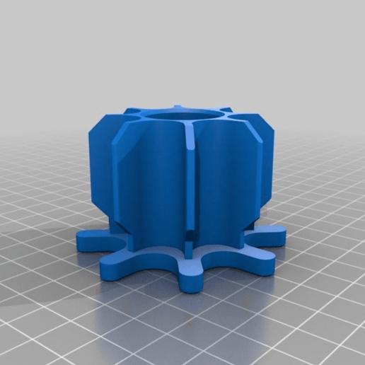 a6c01669d09ba6691ee392acce92a0ef.png Télécharger fichier STL gratuit SpoolWorks Echafaudage Support soluble Spool Carrier • Plan pour imprimante 3D, Greg_The_Maker