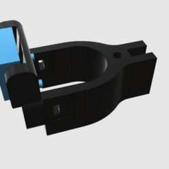 Download free STL file BigBox Z-Axis Bed IR Sensor Mount. • Model to 3D print, Greg_The_Maker