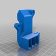 Télécharger plan imprimante 3D gatuit Mise à niveau du Kodama Trinus E3D Aero Titan en miroir, Greg_The_Maker