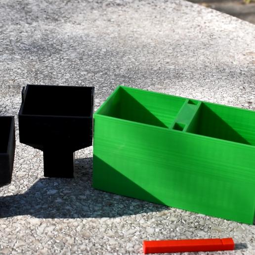 Download free STL file Nice little garden • 3D printer design, MarcTech3D