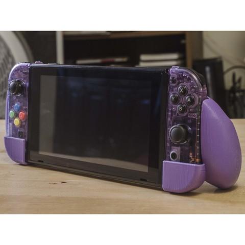 Fichier 3D Nintendo Griplash !, ekul1018