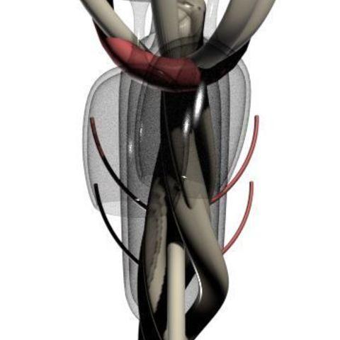4.JPG Télécharger fichier 3DS gratuit Le Prévin, présentoir de bouteille de vin élégant • Objet pour impression 3D, stefsanchez34670
