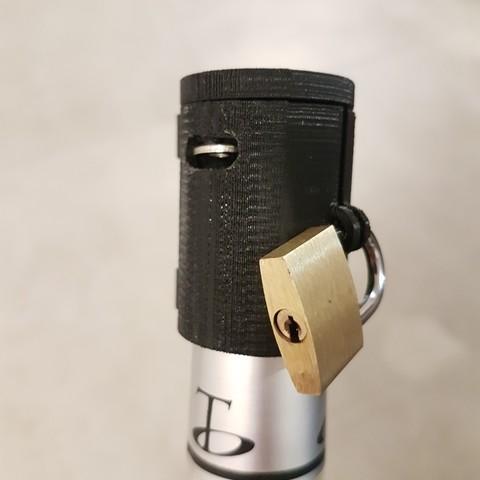 Download free 3D printing files bottle lock #XYZCHALLENGE, stefsanchez34670
