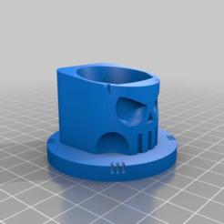 486f5ac92b770928f311f0fa4e14330d.png Download free STL file Phillips Trimmer 3000 - Skull Holder • 3D printing model, asazer