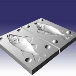 Descargar archivos 3D gratis Moho de pescado, Dsignrcmc
