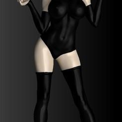 elizabeth liones.jpg Télécharger fichier OBJ Elizabeth lionne sept péchés mortels (Nanatsu no Taizai) • Objet à imprimer en 3D, Alquimia3D