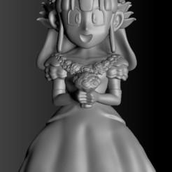 milk cake topper.jpg Download OBJ file Milk cake topper • 3D printer template, Alquimia3D