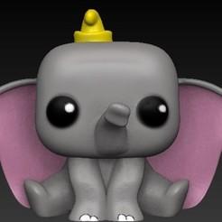 Télécharger fichier impression 3D Dumbo, scolarijulio
