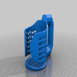 Can_Holder_O.png Download free STL file Can holder block O go Bucks! • 3D print design, bigj121