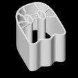 Emporte piece Fantome02.jpg Download 3DS file Ghost piece cutter • 3D printing model, emilie3darchitecture