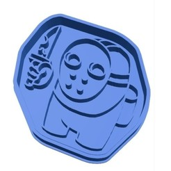 among jason.jpg Download STL file Cookie Cutter Among Us. • 3D printable template, cladrian07