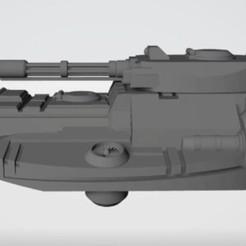 Screenshot 05-08-2020 22.26.14.jpg Download STL file Battletechnology Musketeer • Design to 3D print, kiwicolourstudio