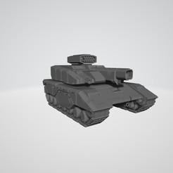 Screenshot 07-27-2020 09.44.30.jpg Télécharger fichier STL BATTLETECHNOLOGIE ONTOS (Variété de chaleur) • Objet pour impression 3D, kiwicolourstudio