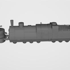 Screenshot 04-16-2020 10.51.18.jpg Télécharger fichier STL Locomotive blindée polonaise de 15 mm ou 28 mm et affût de canon • Design imprimable en 3D, kiwicolourstudio