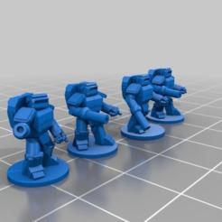 Télécharger fichier STL gratuit L'armure de combat de l'intérieur • Plan pour impression 3D, kiwicolourstudio