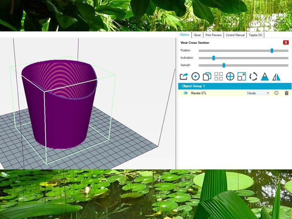 Diapositiva3.JPG Download free STL file Simple pot with drainage • Model to 3D print, diegohoraciobonet