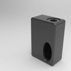 "1.png Download STL file Squonk Mech Mod ""SlideBox"" 18650 • 3D print model, JuanCruzGuimil-OnaModsBF"