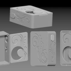 "MODWOMAN1.png Download STL file Squonk Mech Mod ""Muse"" • Model to 3D print, JuanCruzGuimil-OnaModsBF"