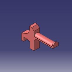Download 3D printing templates Flashforge Finder Spool Holder, Natraj