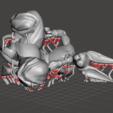 Télécharger fichier STL gratuit Dragon Ball Super - Projets de loi - Birus • Plan pour impression 3D, vongoladecimo