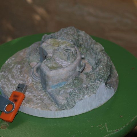 P1018882.JPG Download STL file French Bunker, second world war • 3D printable model, 3DLOUIS
