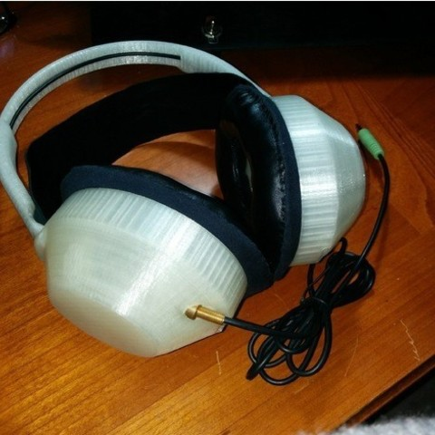 Download 3D print files DIY Headphones V1.0, Alessandro_Palma