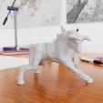 Télécharger fichier 3D Sculpture de taureau en colère, Alessandro_Palma