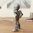 Download 3D printer model Miny Iron Giant Robot, Alessandro_Palma