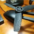 Free 3d model Replacement propellers for the Parrot Bebop, Alessandro_Palma